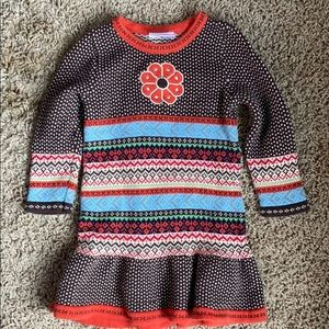 Hanna Andersson Sweater Dress Family Matching 80